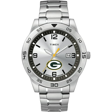 Timex - NFL Tribute Collection Citation Men's Watch, Green Bay Packers