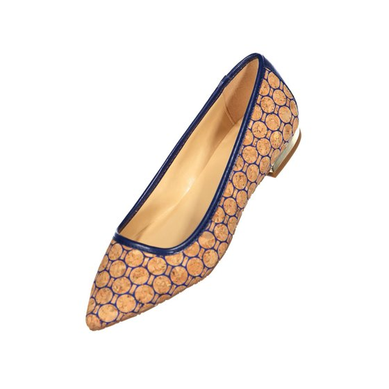 c0199c4da32b C. Wonder - C. Wonder Women s Lilly Printed Cork Flats With Heel ...
