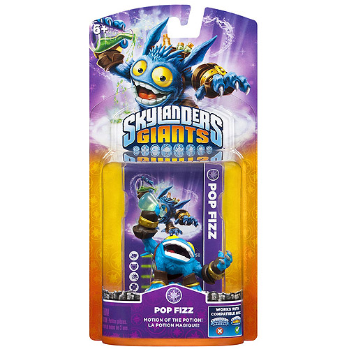 Skylanders Giants: Pop Fizz (Universal)