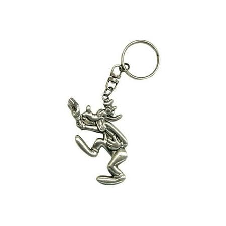 Goofy Pewter Key Chain