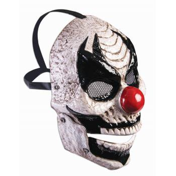 MASK-MOVING JAW CLOWN (Cheap Clown Masks)
