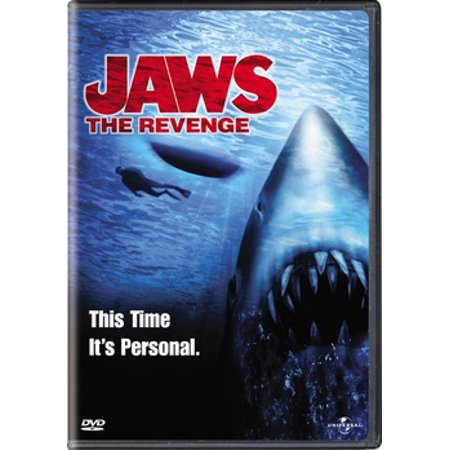 Jaws: The Revenge (DVD) (Jabber Jaws)