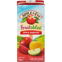 Juice Boxes: Apple & Eve Fruitables