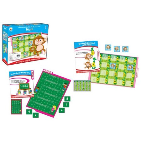 Math File Folder Game, Grade 3 : File Folder Games](Folder Games)