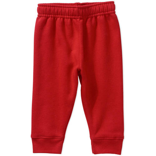 Garanimals Newborn Baby Boys' Solid Fleece Joggers