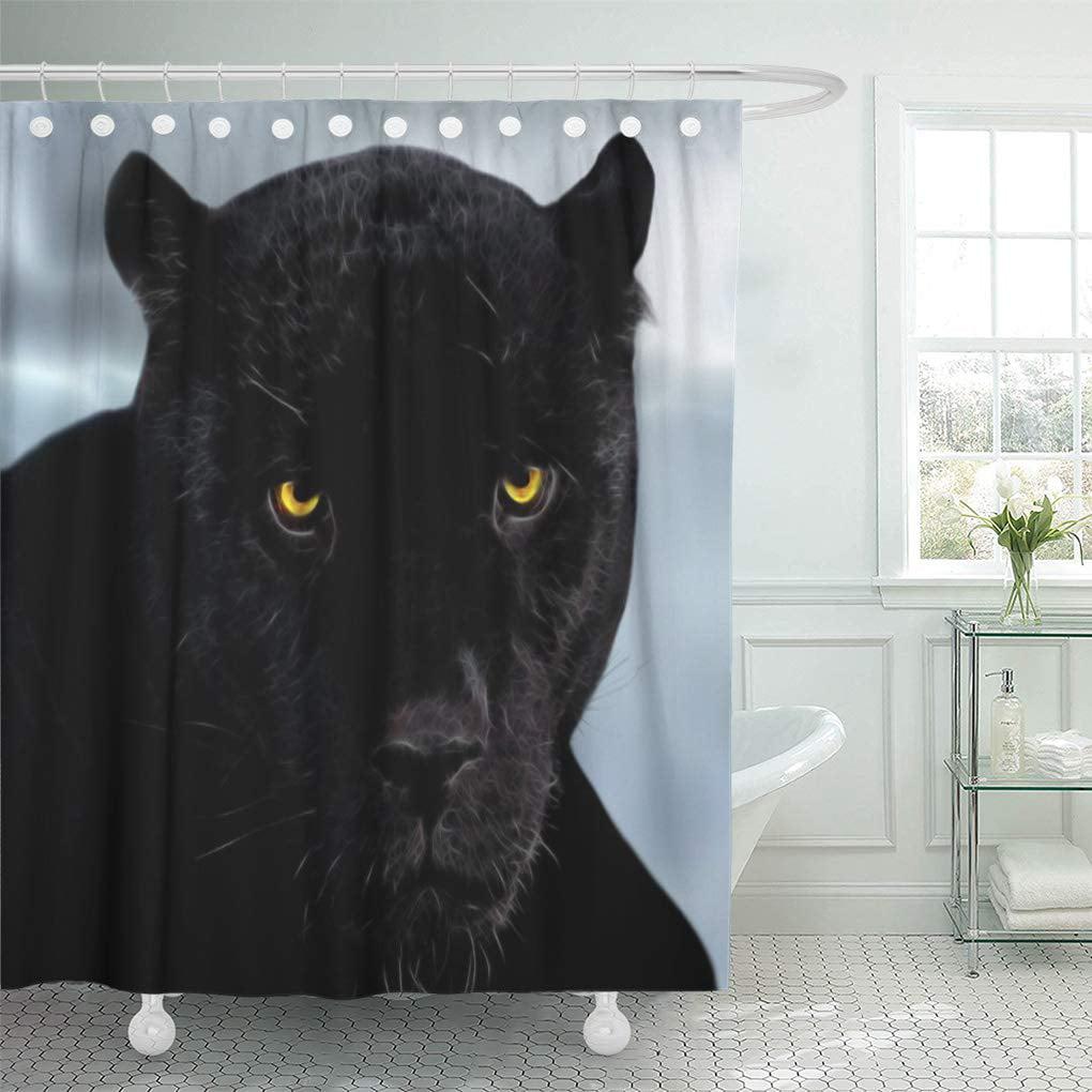 CYNLON Jaguar Black Panther Panthera Leopard Wildlife Wild ...