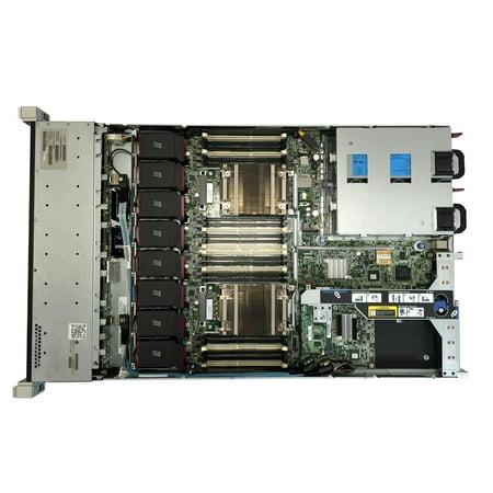 "Refurbished HP Proliant DL360p Gen8 4 x 3.5"" HS 2x E5-2660 Eight Core 2.2Ghz 24GB 4x 300GB 15K P420i - image 2 of 3"