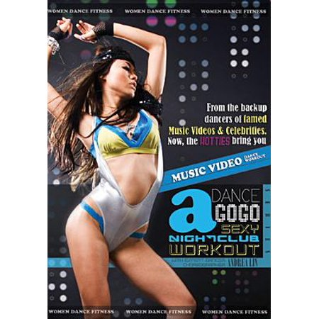 Dance A GoGo: Music Video Dance Workout (Widescreen)
