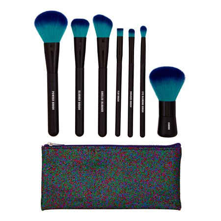 Premium Professional Makeup Brush Set, 8 Pieces ($18 Value)](Halloween Makeup Bruises Cuts)