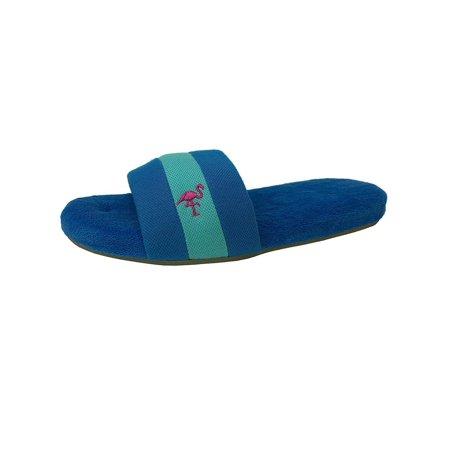 5f5b8172e ISOTONER Cabanas Women s Memory Foam Resort Indoor Outdoor Slippers ...