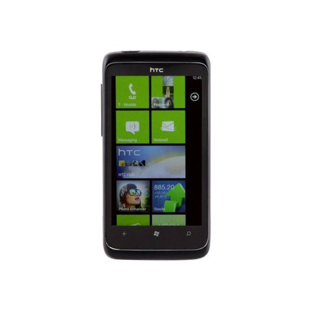 HTC 7 Trophy - Smartphone - 3G - 8 GB - GSM - 3.8