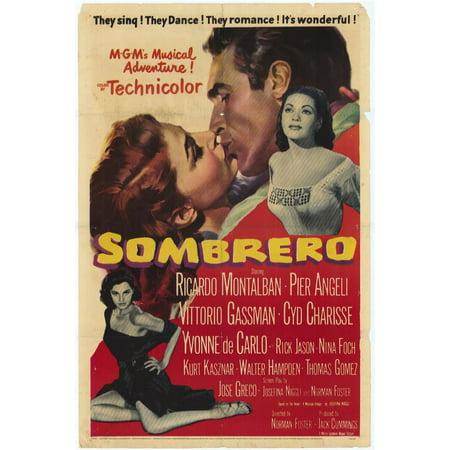 Sombrero POSTER Movie Mini - Mini Sombrero