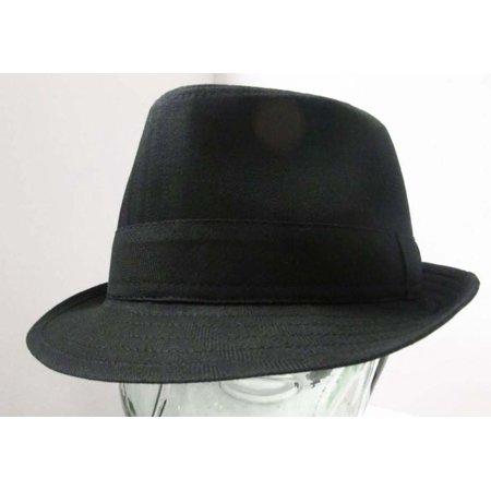 Unbranded Black Fedora Hat (The Fedora Hat)