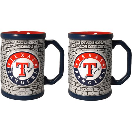 MLB Texas Rangers StoNewall Mug by