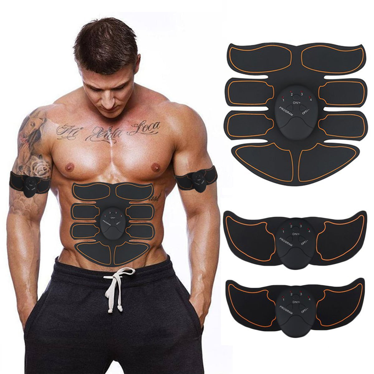 Details about  /Women Special EMS Smart ABS Abdominal Muscle Exercise Body Fitness Equipment