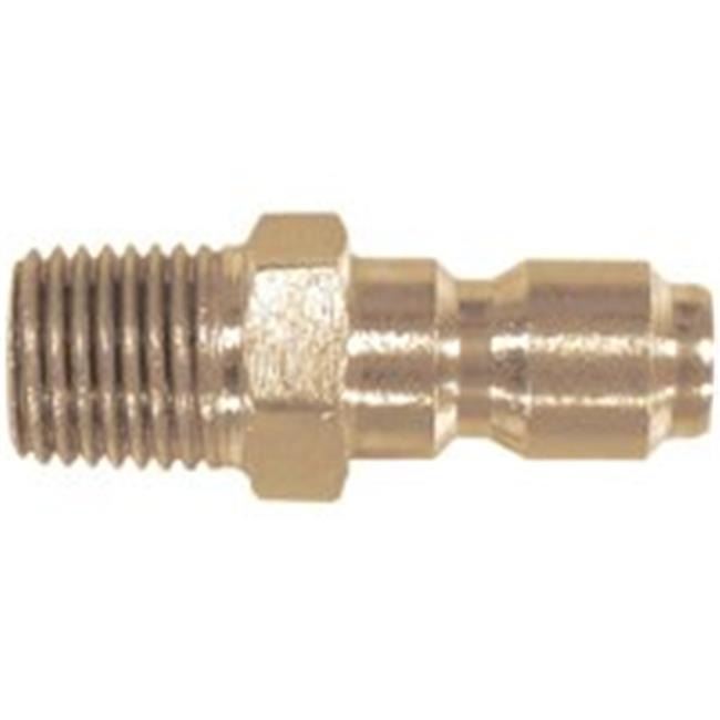 Valley Industries PK-85300105 Quick Connect Plug - Mpt 0.37 In.