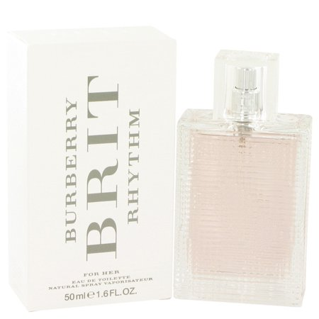 Burberry Brit Rhythm by Burberry - Women - Eau De Toilette Spray 1.7 oz