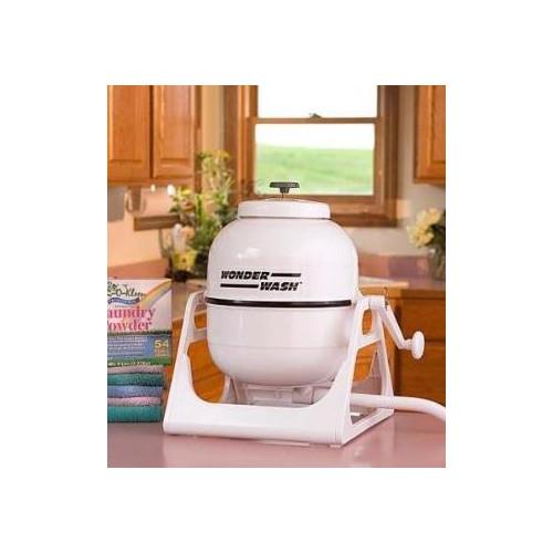 The Laundry Alternative Wonderwash 0.73 Cu. Ft. High Efficiency Portable  Washer