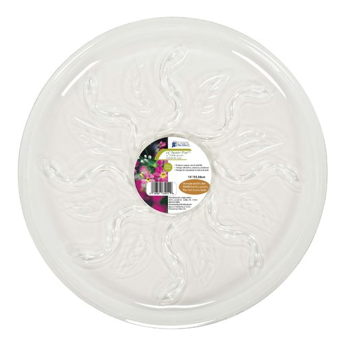 Gilbert&Bennet Vinyl Saucer (Set of 12)