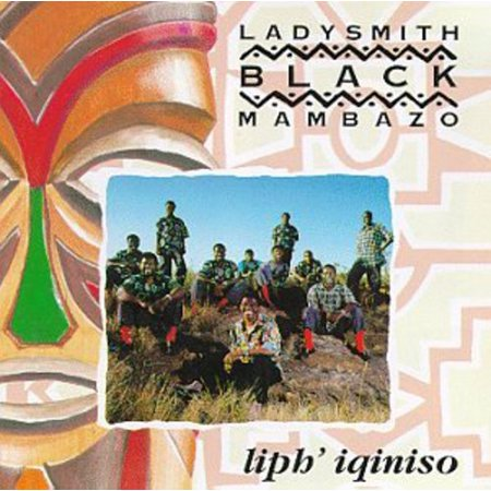 Ladysmith Black Mambazo - Liph' Iqiniso [CD]