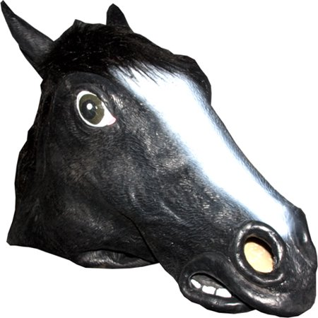 Horse Mask Animal Adult Halloween Costumes for $<!---->