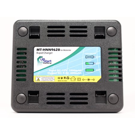 Motorola GTX Series Charger - Replacement for Motorola HNN9628 Two-Way Radio Chargers (100-240V) - image 2 of 4