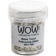 WOW! Embossing Powder 15ml-Midas Touch