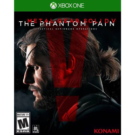 Metal Gear V Phantom (Xbox One) - Pre-Owned