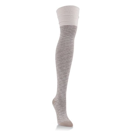 World's Softest Socks - Everyday Collection - Grace Over-the-Knee - Sand Dune