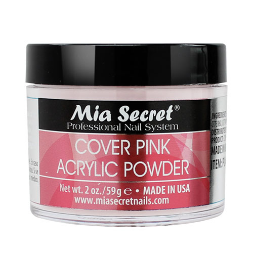 Mia Secret Cover Pink Acrylic Powder 2 oz (PL430-CP)