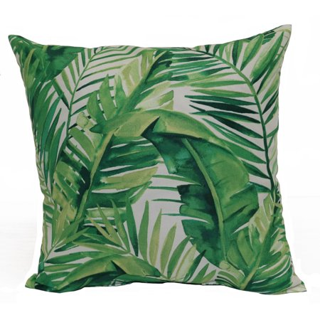 Mainstays Outdoor Pillow Palm Walmart Com