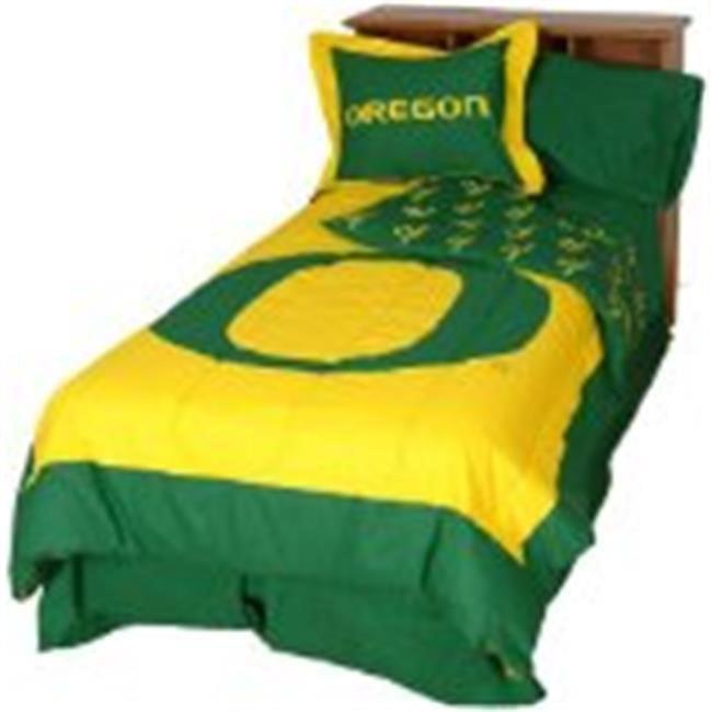 Comfy Feet ORECMKG Oregon Reversible Comforter Set -King