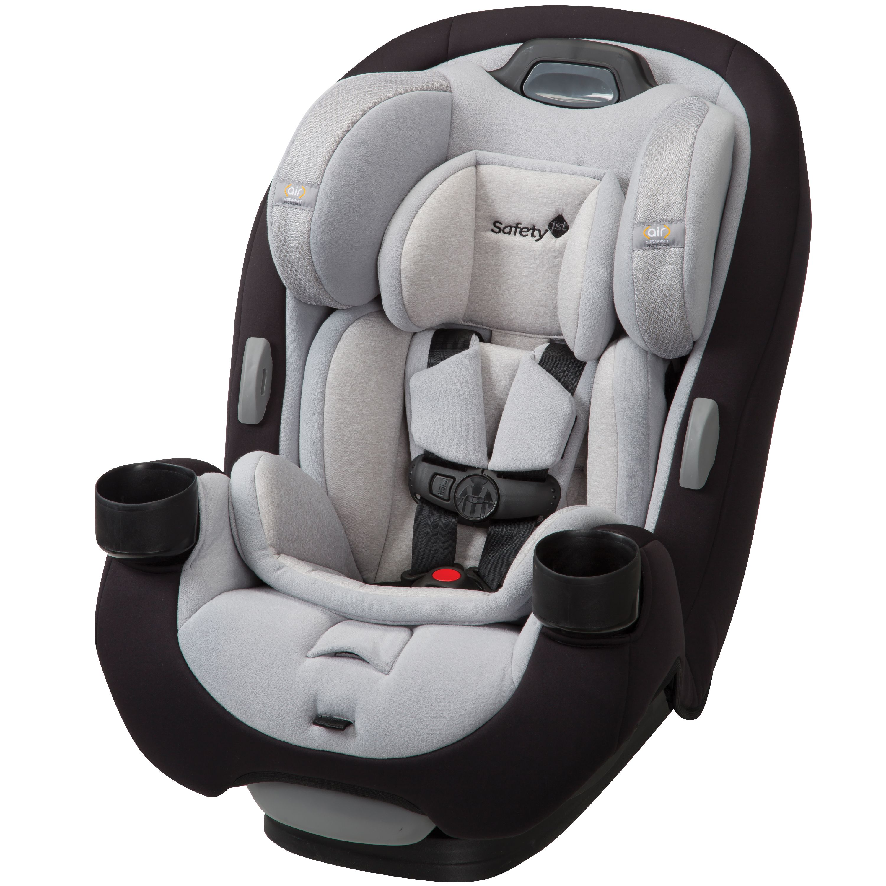 Safety 1�ᵗ Grow and Go EX Air 3-in-1 Convertible Car Seat, Black BIrd by Safety 1st