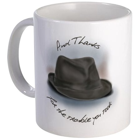 CafePress - Hat For Leonard Mugs - Unique Coffee Mug, Coffee Cup CafePress ()