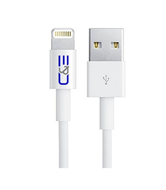 C [Apple MFI Certified] 8P Lightning to USB Cable 6.56-Feet (2M) for...