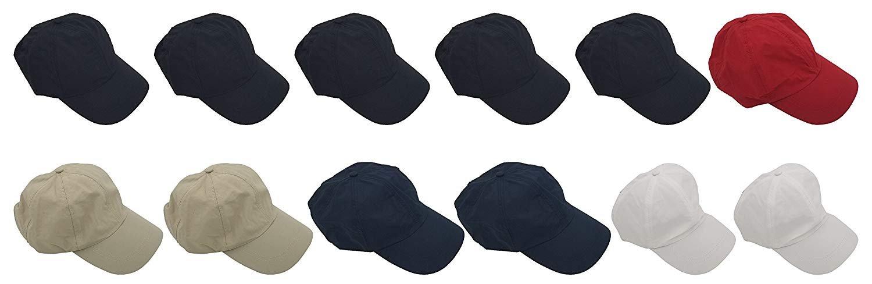 Renlinwell Baseball Caps AdjustableWomens Mans Cotton Casual Cute