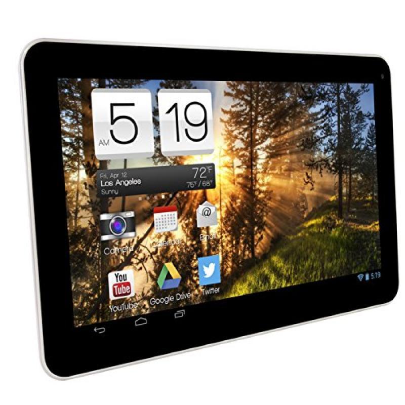 Axess TA2512-9WT 9-Inch Dual Core GOOGLE PLAY Tablet (Roc...