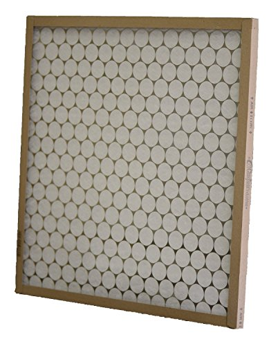 Glasfloss Industries PTA12181 PTA Series Heavy Duty Disposable Panel Air Filter, 12-Case