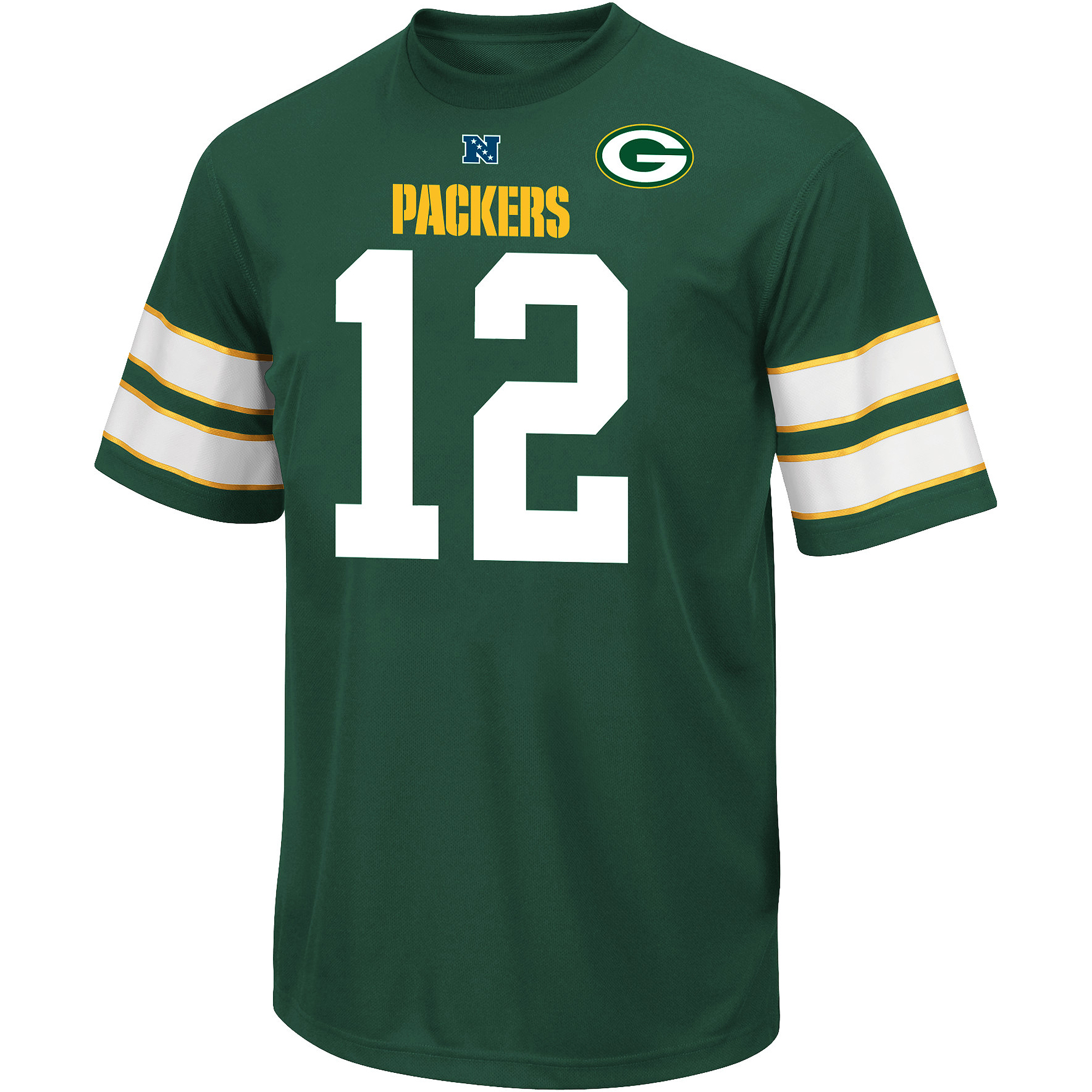 NFL Men's Green Bay Packers A Rodgers Jersey