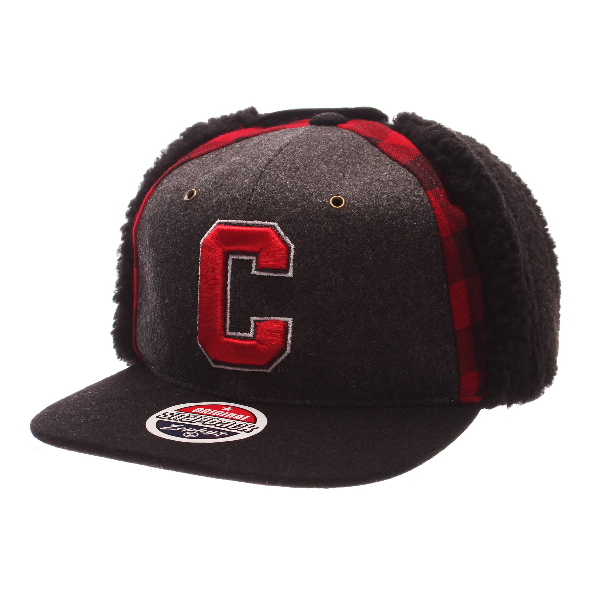 Big Red W: Cornell Big Red Official NCAA Forester Adjustable Hat Cap