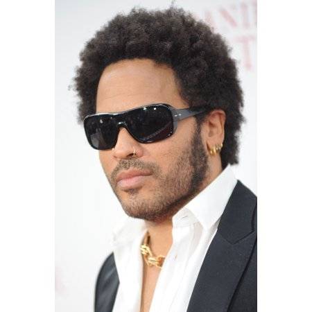 Lenny Kravitz At Arrivals For Lee Daniels The Butler Premiere The Ziegfeld Theatre New York Ny August 5 2013 Photo By Kristin Callahaneverett Collection Photo Print