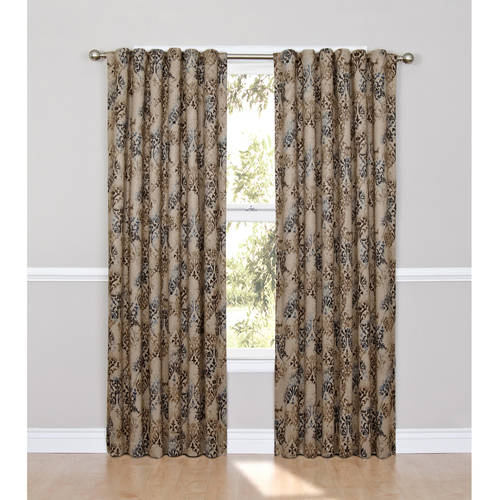 Eclipse Tosca Blackout Energy-Efficient Curtain Panel