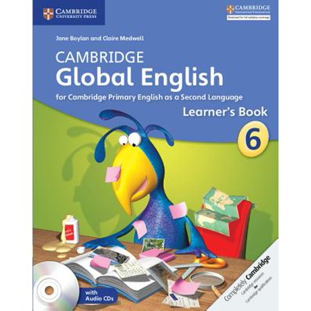 Cambridge Global English Stage 6 Learner's Book with Audio CDs (2) 2 Play Along Cds