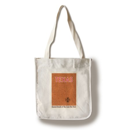 Santa Fe Bag (Santa Fe - Texas Vintage Poster  c. 1949 (100% Cotton Tote Bag -)