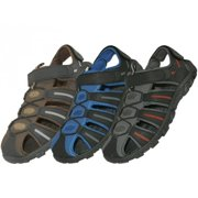 Easy USA M050001 Men Sports Sandals - 24 Pairs