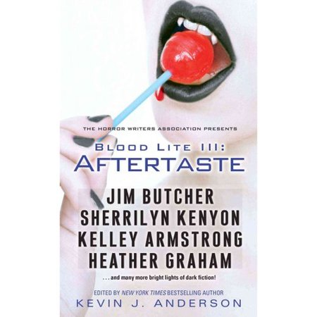 Aftertaste: An Anthology of Humorous Horror Stories