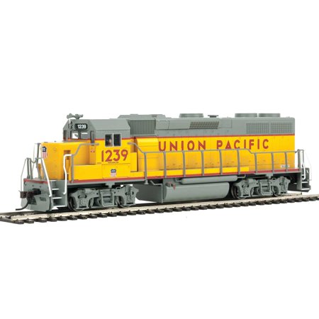 Atlas HO Scale EMD GP39-2 Diesel Locomotive Union Pacific/UP (Red Stripe) #1239