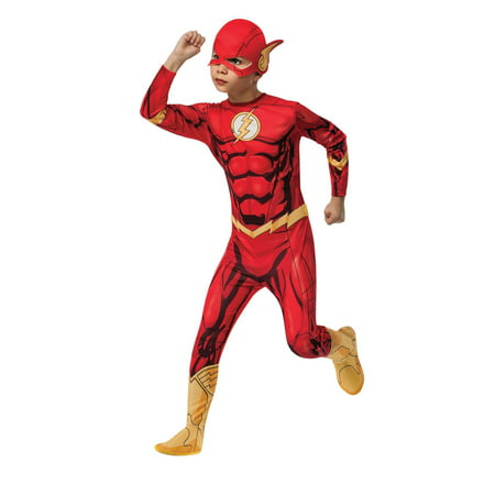 Kids Flash Costume - The Flash Cw Costume Halloween