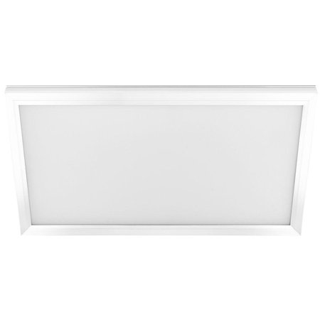 lowest price c1718 19086 Commercial Electric 74030 1 ft. x 2 ft. White LED Edge-Lit ...