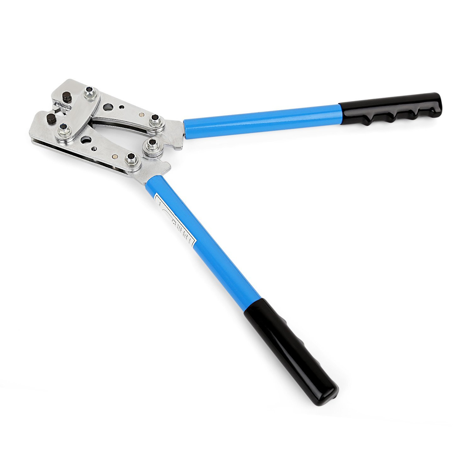 Amzdeal Wire Crimper Crimping Tool Cable Lug Crimper Ratchet Wire Crimping